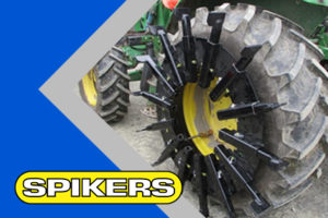 Steel Spike Wheels